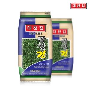 대천김 곱창김 도시락김 5g[20개]