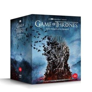 워너브라더스 왕좌의 게임 컴플리트 박스세트