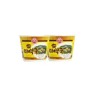오뚜기 컵국 간편 미역국 9.5g[2개]