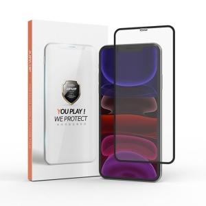 JUPAZIP 3D 풀커버 강화유리[아이폰11]