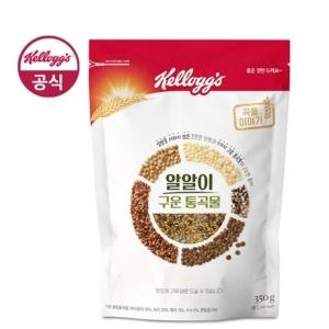 켈로그 알알이 구운 통곡물 350g[1개]