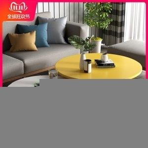 포그컴퍼니 크리에이티브 원형 조립식 커피 티테이블
