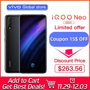 Vivo iQOO Neo 855 64GB (공기계)[해외쇼핑]