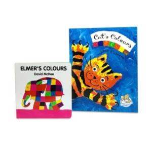 색깔놀이 2종 Cat s Colours 외1