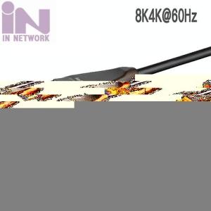 인네트워크 Displayport 1.4 메탈케이블[2m]