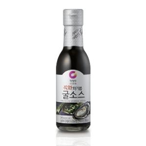 대상 청정원 직화 파기름 굴소스 240g[3개]