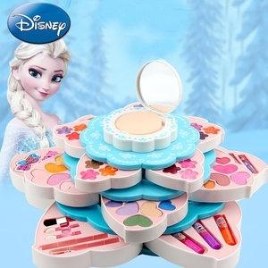 월트디즈니 겨울왕국2 엘사 어린이화장대 4단 화장품세트