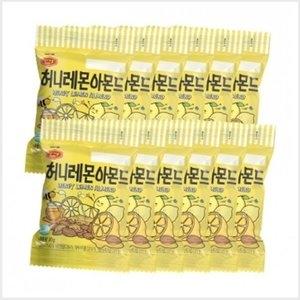 머거본 허니레몬 아몬드 30g[30개]