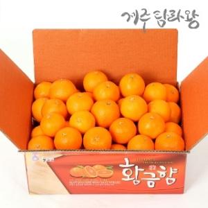탐라왕농원 진한달콤함 황금향 중소과[2kg]