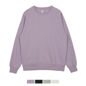 스파오 남녀공용 베이직 스웨트 셔츠_SPMWA11C01