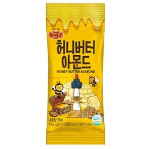 머거본 허니버터 아몬드 30g[15개]