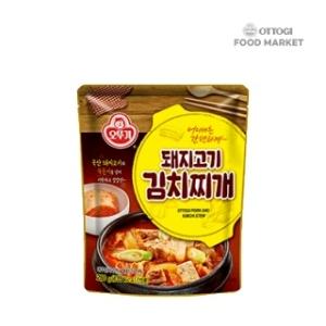 오뚜기 돼지고기 김치찌개 280g[2개]