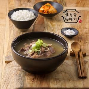 삼청동뚝배기 소머리국밥 600g[5개]