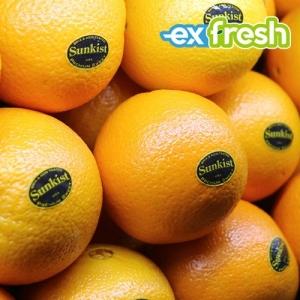 썬키스트 고당도 오렌지 중과 40개 7.7kg 내외