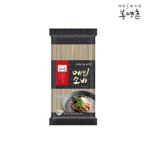 봉평농원 봉평촌 메밀소바 600g[10개]