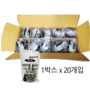 마하 파인애플 아이스 샤베트 130ml[20개]