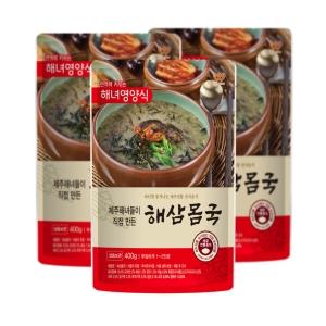 신한에코 제주 해삼몸국 400g[6개]