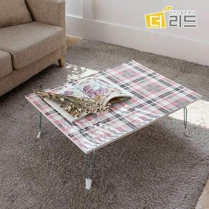 더리드 해피 하이그로시 사각 테이블[72x48cm]