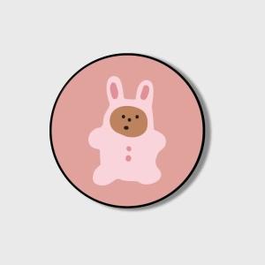 더나인몰 rabbit gummy 스마트톡