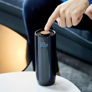 제이코 차량용 스마트 공기청정기 + 필터 + 전용 컵홀더