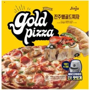 진주햄 골드 피자 600g[6개]
