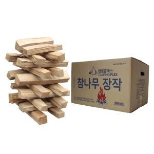 캠핑플렉스 참나무 장작 (C-02)[10kg]
