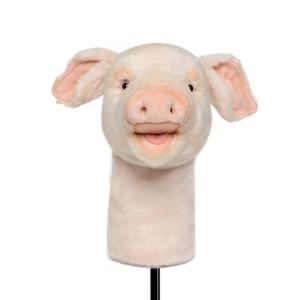 엑스넬스 한사골프 돼지 드라이버커버