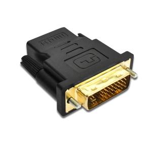 티테크놀로지 HDMI(F) to DVI(M) 듀얼 변환젠더(T-DVI29M-HDMI-AF)