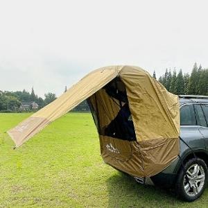 톨른캠퍼 2in1 차박용 트렁크 타프 텐트