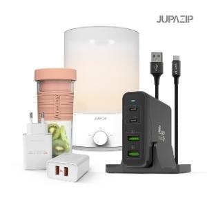 JUPAZIP 60W C타입 to 라이트닝 아이폰 고속충전케이블[1m]