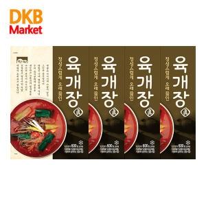 고향식품 옛맛 육개장 600g[4개]