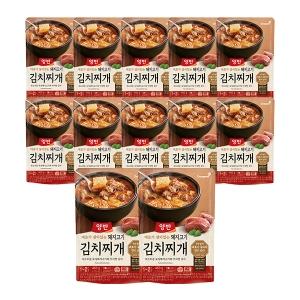 동원F&B 양반 돼지고기 김치찌개 460g[12개]