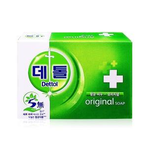 데톨 항균 비누 오리지널 95g[3개]