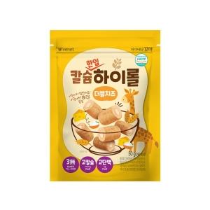 아이배냇 꼬마 칼슘하이롤 더블치즈 50g[1개]