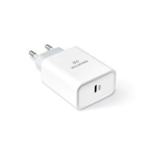 이음전산 스마텍 USB-PD 18W 1포트 충전기 (STQC-PD3000)