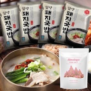케이지프레쉬 인생상회 돼지국밥 550g[4개]