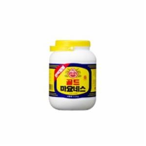 오뚜기 고소한 골드 마요네즈 3.2kg[2개]