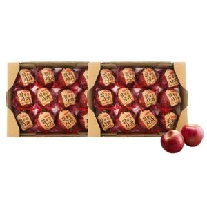 농업회사법인참 참 좋은 사과 11~14과[3kg,2개]