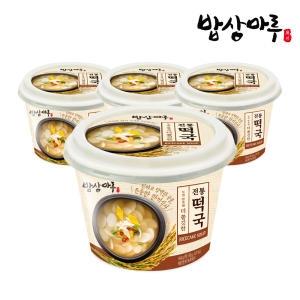 광천김 밥상마루 전통떡국 164g[4개]