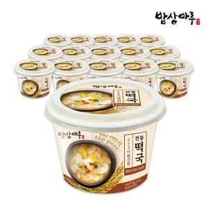 광천김 밥상마루 전통떡국 164g[16개]