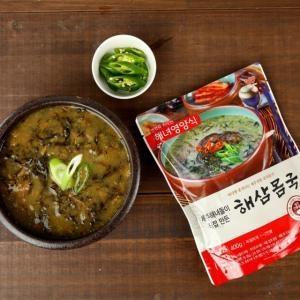 신한에코 제주 해삼몸국 400g[2개]