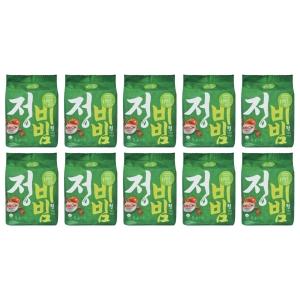 풀무원 자연은 맛있다 정비빔면 135g[40개]