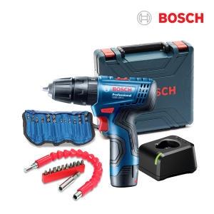 보쉬 GSB 120-LI + 플렉시블 세트[2.0Ah, 배터리 1개]