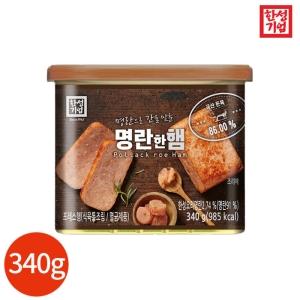 한성기업 명란한 햄 340g[4캔]