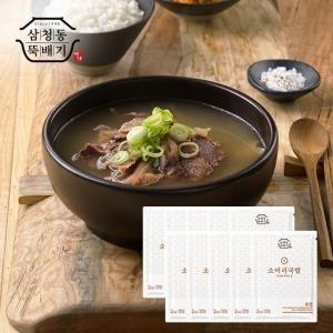 삼청동뚝배기 소머리국밥 600g[10개]