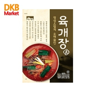 고향식품 옛맛 육개장 600g[1개]