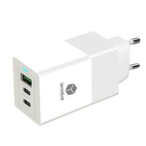 아이엠듀 65W USB-PD PPS/QC3.0 3포트 GaN 충전기 ZX-3U10T
